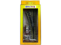 MTH RailKing 40-1021 RealTrax O-72 Left Hand Switch