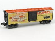 Lionel 6-39322 Lionel Catalog Art Box Car