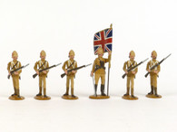 Trophy Miniatures  Boer War Royal Welsh Fusiliers