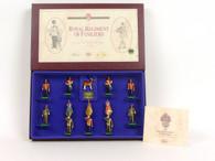 WBritain 5193 Royal Regiment of Fusiliers
