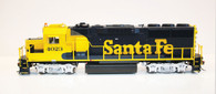 Fox Valley 20251 ATSF Santa Fe GP60 Diesel Locomotive HO Scale