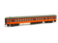 Fox Valley 10106 Milwaukee Road Bunk Coach Car HO Scale #4445