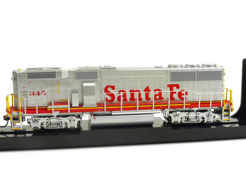 Fox Valley HO 20154-S Santa Fe GP60B Diesel Locomotive w/Sound #345