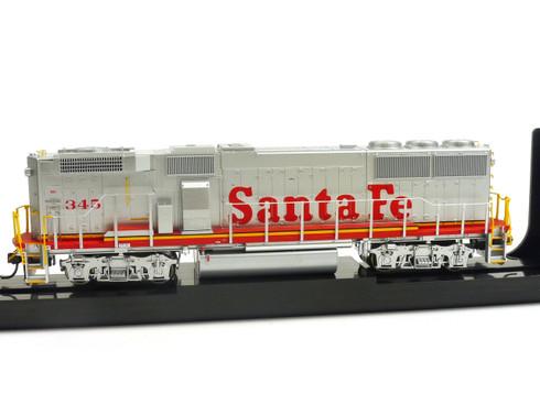 Fox Valley HO 20154-S Santa Fe GP60B Diesel Locomotive w/Sound #345