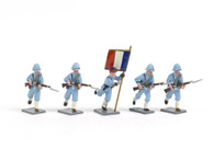 Trophy Miniatures BS11A French Marines Boxer Rebellion