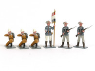 Trophy Miniatures BS10 German East Asia Brigade and First Battalion