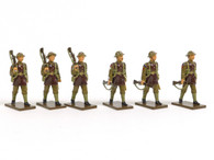 Trophy Miniatures GW8 15th Scottish Division Marching WWI