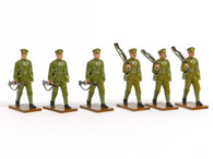 Trophy Miniatures GW07 British Infantry Marching World War I