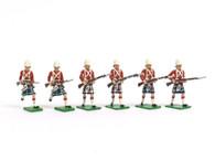 Trophy Miniatures Seaforth Highlanders Sudan Advancing