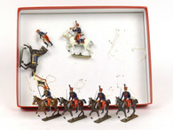 CBG Mignot Toy Soldiers Set 251 Australian Hussars World War II