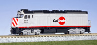 Kato 176-9003 F40PH Caltrain Diesel Locomotive Cab #903