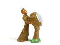 Barclay toy soldiers BAR-001,Soldier using spotlight