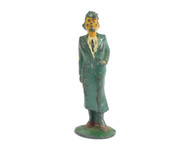 Grey Iron Toy Soldiers GI-002, Woman standing with hand in pocket