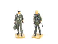 Frontline Figures M.A.W.1. F14 Crew Pilot & Weapons Officers