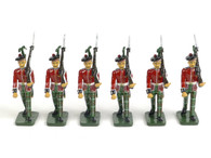 Frontline Figures P.D.9. British Kings Own Scottish Borderers Marching