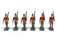Frontline Figures P.D.10. British Highland Light Infantry Marching