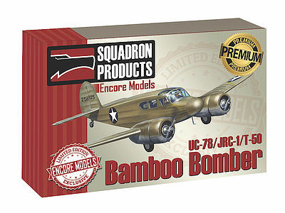 Encore Models 1/48 UC-78/JRC-1/T-50 'Bamboo Bomber' - EC48108