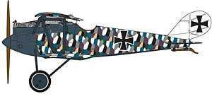 1/72 Encore Models Blue Max Pfalz D.III 'Econo-Kit' - EC72004