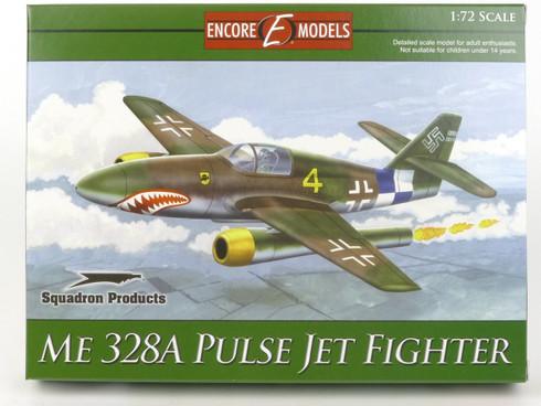 Encore Models Me 328A Pulsejet Fighter EC72101 1/72 Scale