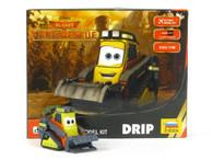 Zvezda Disney Cars Fire and Rescue Drip ZV2081 1/100 Scale