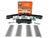 Lionel 6-30111 Pullman Passenger Expansion Pack O Gauge