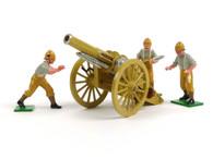 Trophy Miniatures SEQ18D Connaught Rangers Gun Crew Boer Wars