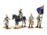 Trophy Miniatures BM3 British Marine Command Set Zulu War