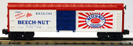 Lionel Model Trains Beechnut Billboard  Boxcar  6-7703 O Scale