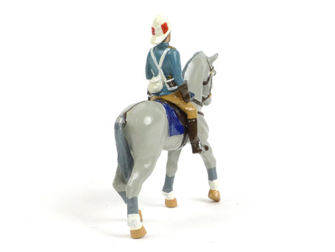 Trophy Miniatures ES2 Grenadier Officer Mounted Camel Corp 1880's