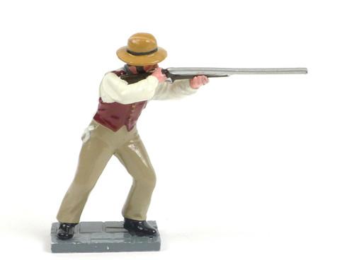 Trophy Miniatures Civilian Standing Firing Rifle