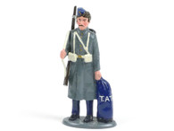 Trophy Miniatures Tommy Atkins on Leave Victorian Edition