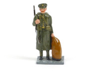 Tommy Atkins Toy Soldier in Khaki Uniform World War I