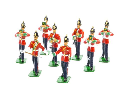 Elfin Models Regiment of Wales Marching Band