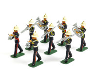 Elfin Models Royal Marines Marching Band