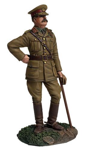 W Britain 10052 Museum Collection Field Marshall Kichener 1914-1916