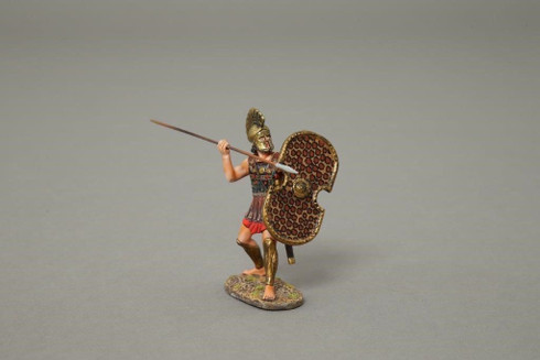 Thomas Gunn Miniatures Soldiers The Greek Wars Cypriot Marine Leopard XE004B