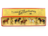 WM Hocker Toy Soldiers Imperial Light Horse Soldiers of the Victorian Armies Set No 17/77