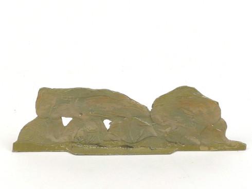Hornung Art Miniatures Scenery Big Rocks 100BR Hand Painted Flat Metal Cast