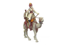 Somerset Ltd. Bikanir  Sowar Armies of India Camel Corp. Rissaldar  Mounted with Stick