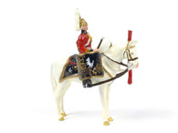 Ducal Traditional Military Figures King's Dragoon Guards Mounted Kettle Drummer DH6