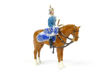 Ducal Traditional Military DH3 The Royal Life Guard Sweden Mounted Kettle Drummer