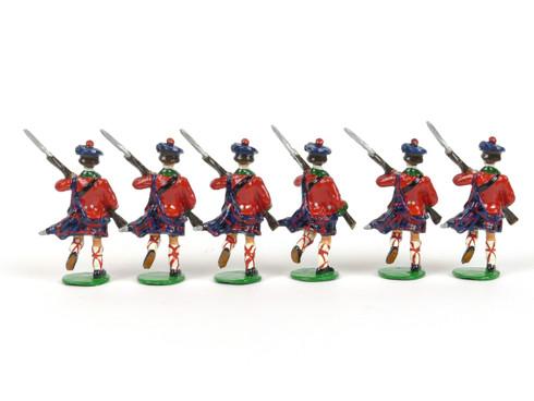 Garibaldi & Co Toy Soldiers B18A Montgomery's Highlanders Regiment of Foot