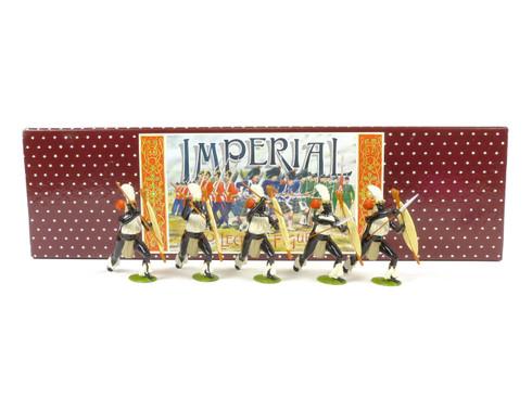 Imperial Production Set No 31 uMbonambi Zulu Regiment 1879