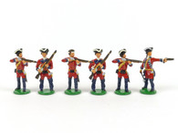 Garibaldi & Co Toy Soldiers B6 Royal Americans Battle of Bushy Run