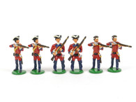 Garibaldi & Co Toy Soldiers B6a Royal Americans Battle of Bushy Run