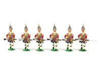 Garibaldi & Co Toy Soldiers E5a 3rd Guards Grenadiers Advancing