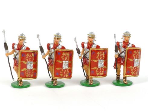 Garibaldi & Co Toy Soldiers RO2 Roman Legionnaires Advancing with Pilum