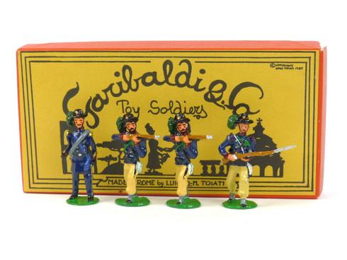 Garibaldi & Co Toy Soldiers CR7A Bersaglieris Crimean War 1854-1859