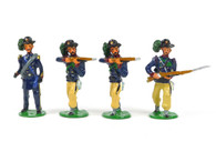 Garibaldi & Co Toy Soldiers CR7A Bersaglieris Crimean War 1854-1859