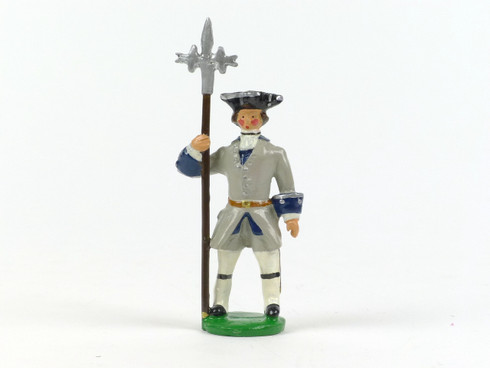 Garibaldi & Co Toy Soldiers E3d La Couronne NCO French Infantry